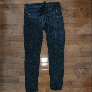 calvin klein dark grey jogger/leggings